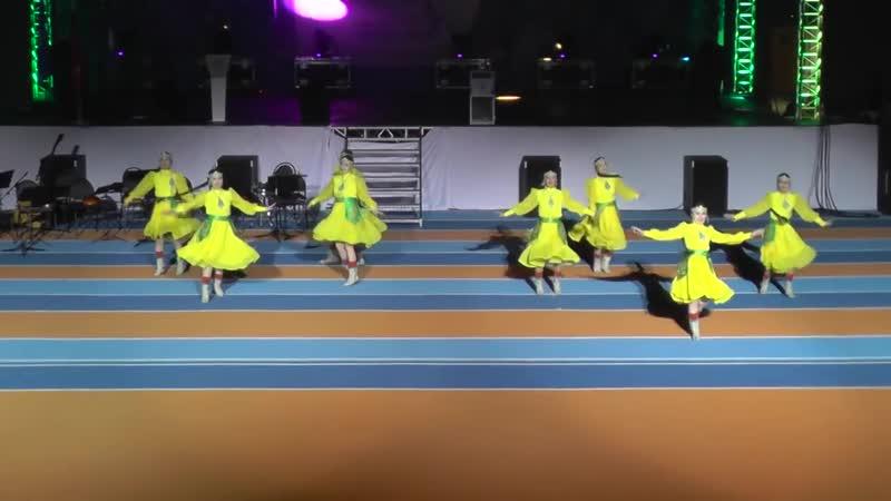 Yakutian dance. Якутский танец