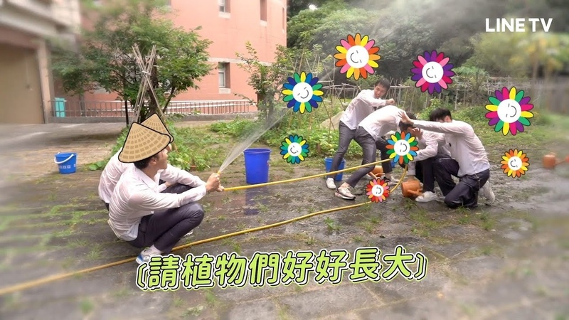 【HIStory3-那一天】花絮:一片花圃三款風景!香菇CP拍攝空檔的悄悄話 | LINE TV 精彩隨看