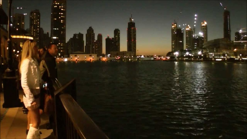 Niyaz Dilruba Junkie XL Rmx Edit Dubai CityScape Video