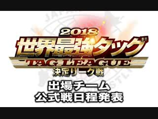 AJPW Real World Tag League 2018 () - День 12