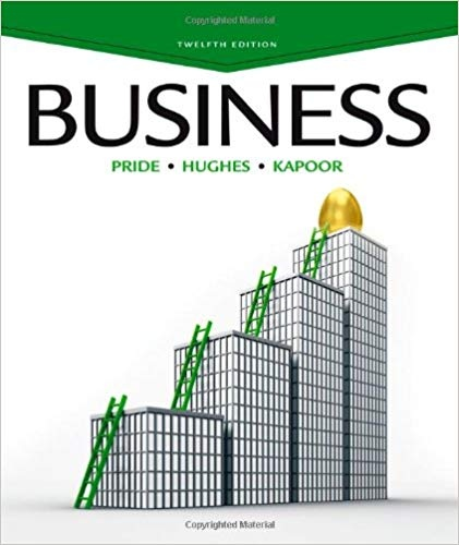 Business 12th edition