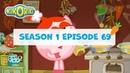 KikoRiki Ep. 69 - Season 1: - Pancake Week