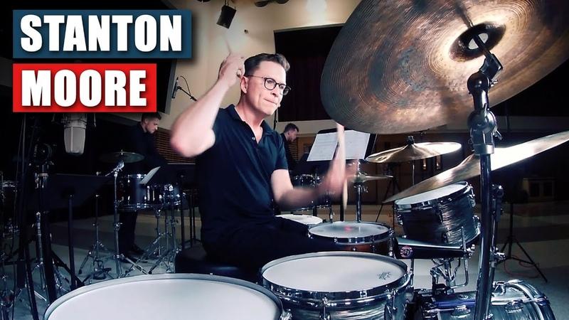 Stanton Moore LSU Percussion - Camp Stanton by Brett Dietz