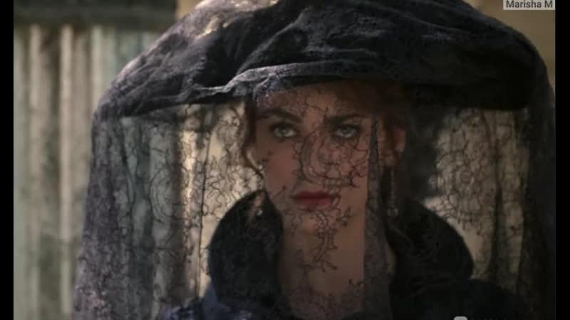 Дама под вуалью La dama velata 7 12 серия IT 2015 в ролях Мириам Леоне Лино Гуанчале драма мелодрама история детектив