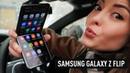 Распаковка Samsung Galaxy Z Flip - любовь с первого взгляда