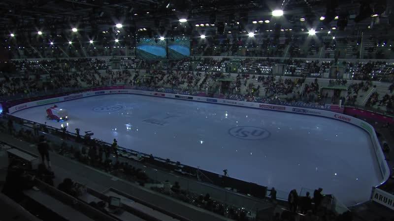 Pairs Free Skating ISU Grand Prix Final Torino 2019 @GPFigure Full HD