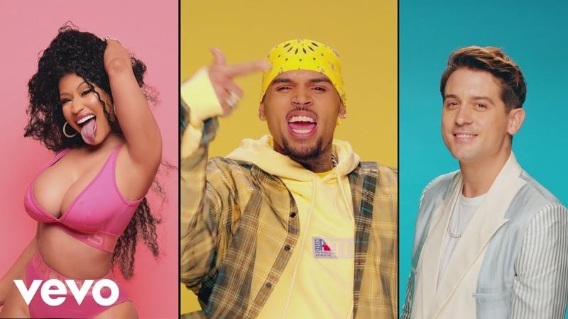 Chris Brown - Wobble Up (Official Video) ft. Nicki Minaj, G-Eazy