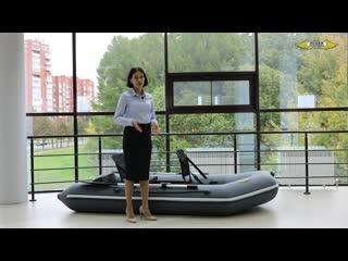 Обзор на складное кресло-сиденье для ПВХ лодок