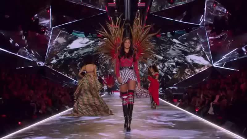 Victoria_s Secret Fashion Show 2018 New York Rita Ora, Gigi Hadid, Kendall Jenner, Adriana Lima _FTV.mp4