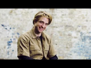 Robert pattinson on playing batman and 'the lighthouse' || variety
