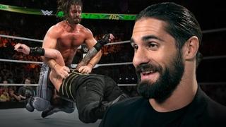 #My1 Seth Rollins talks Brock, Roman, white gear & more: WWE Break It Down