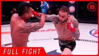Full Fight | Guilherme Vasconcelos vs. Ivan Castillo - Bellator 192