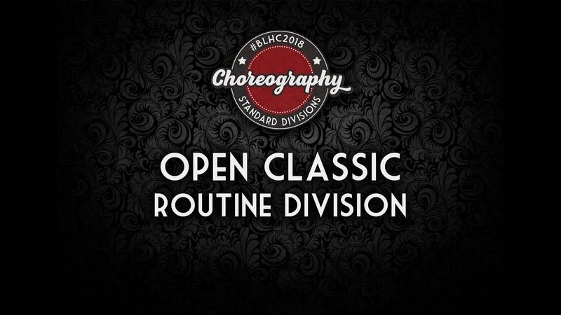 BLHC 2019 Open Classic Routine Slava Bogatov Valentina Heck