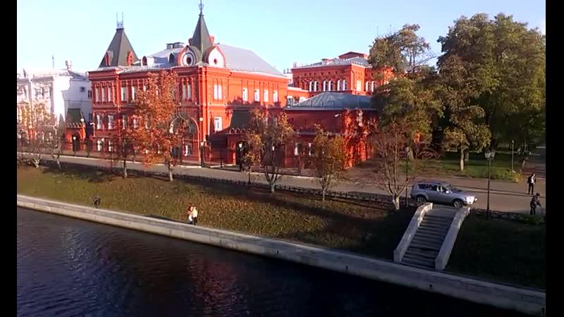 14102019 город Орёл Ленинский мост река Орлик