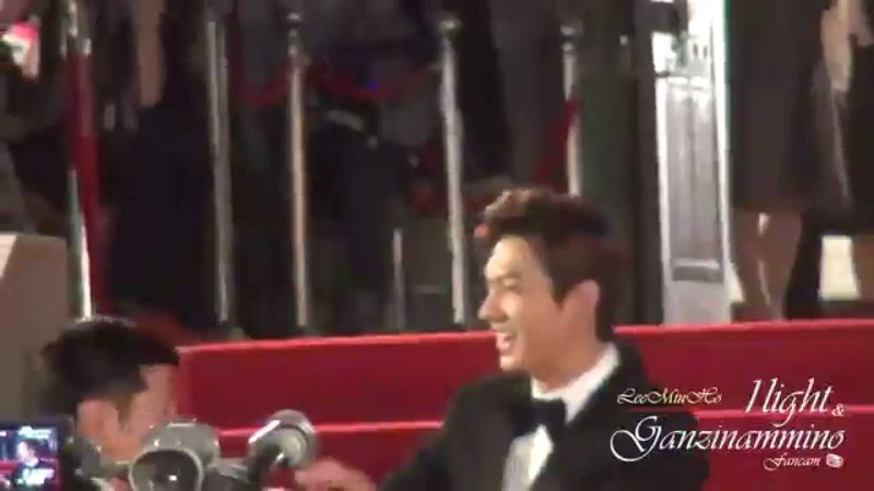 Lee Min Ho 20150526 백상예술대상 PaekSang Arts Awards