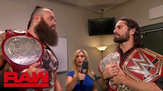 [WBSOFG] Seth Rollins and Braun Strowman will battle at WWE Clash of Champions: Raw, Aug. 26, 2019