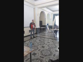 Продолжение Дебаты на молодежном слете Роспрофпром-Башкортостан  тема: дополнительные соглашения для членов профсоюза
