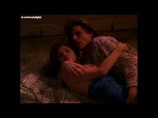Karen russell, christina walker, teri weigel, leigh wood nude the banker (1989) watch online
