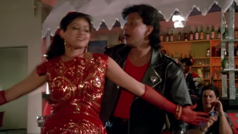 Ek Do Teen ¦ Mithun ¦ Srdevi ¦ Waqt Ki Awaz ¦ Bollywood Songs ¦ Alisha Chinoy and Sudesh Bhosle