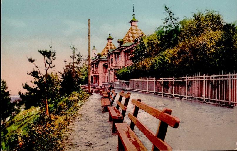 Деревянные здания старой Вятки. 7 утраченных шедевров архитектуры., изображение №11