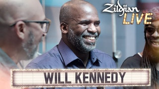 Zildjian LIVE! - Will Kennedy - Interview