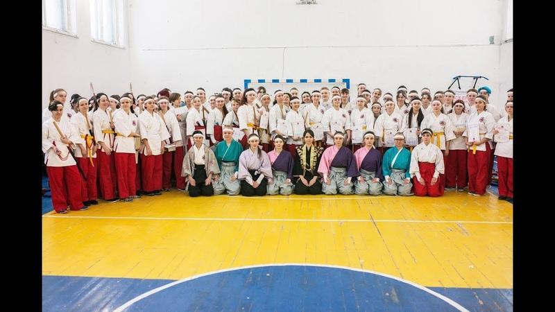 Тайкай Школы Кэнбу Кокоро зима 2018