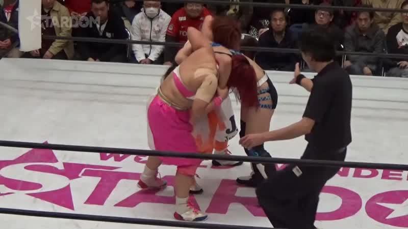JAN Kaori Yoneyama Natsuko Tora vs Queen's Quest Momo Watanabe Utami Hayashishita