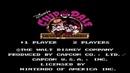 Longplay Chip 'n Dale Rescue Rangers NES Famicom Dendy HD