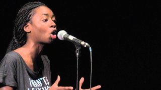National Poetry Slam Semi-Finals 2015 -  Da Poetry Lounge