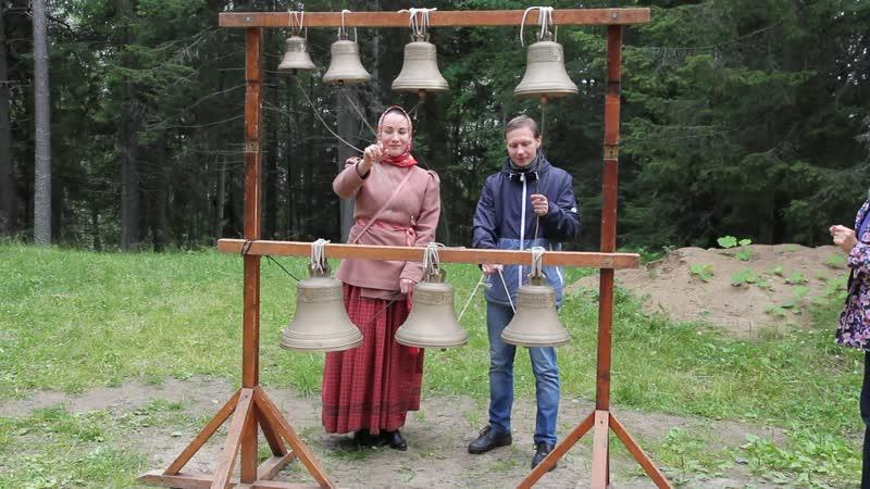 День Святого Макария и колокольных звонов в музее «Малые Корелы»