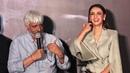 Vikram Bhatt And Sanaya Irani At Press Meet Of Film Ghost