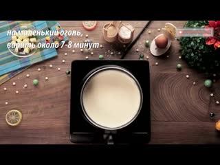 Торт без выпечки со всеми любимым вкусом пломбира! ~ Умный Дом ~