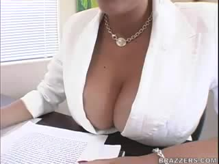 BRAZZERS - Big Tits At Work - Carly Parker, Renae Cruz (A Lesson on Hard Work) - 21,02,2008