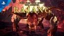 Monster Hunter World: Iceborne - Rajang Trailer | PS4
