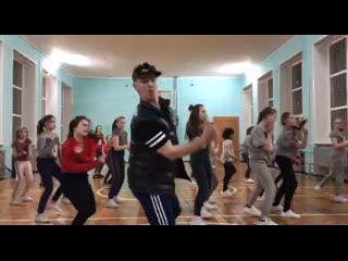 Nikita Anchwood | Dancehall+Hip Hop