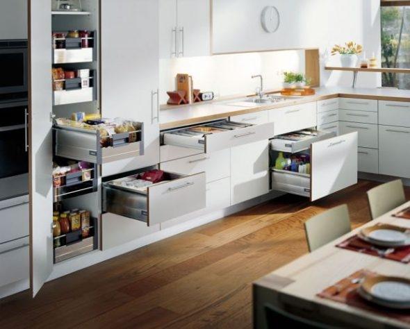 Как расставить мебель на кухне, изображение №6