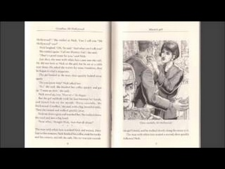 Learn english through story Goodbye Mr HollyWood Oxford bookworms