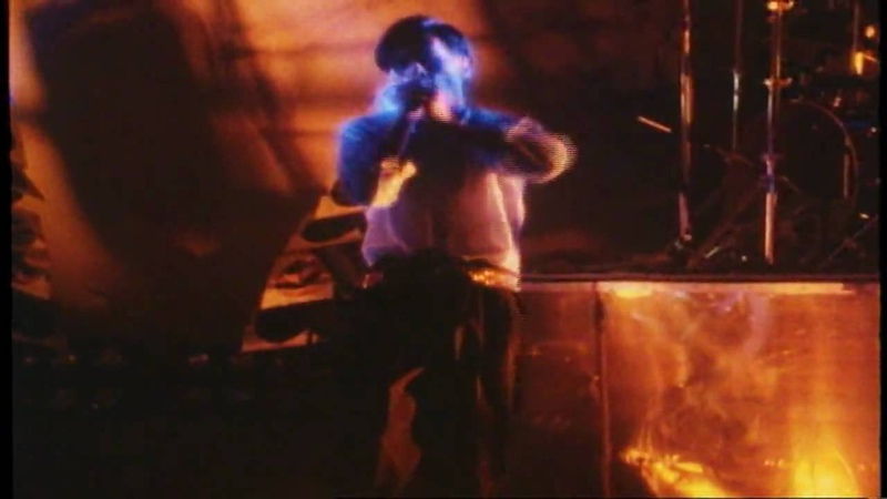 Simple Minds New Gold Dream live Newcastle 1982
