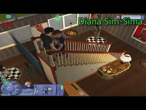 The Sims 2 Life Stories (4 серия) Семья Олш-Брэндону нужен только секс (No Commentary)
