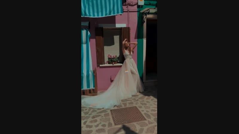 Sparking Riviera by Ricca Sposa - Venezia wedding campaign 2019!