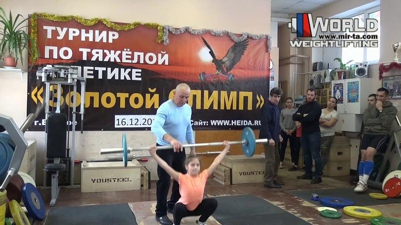 БОНДАРЕНКО/BONDARENKO-32. 2009 (10-12-14/15-17-18) 16.12.2018-Championship city Vidnoe Moscow region
