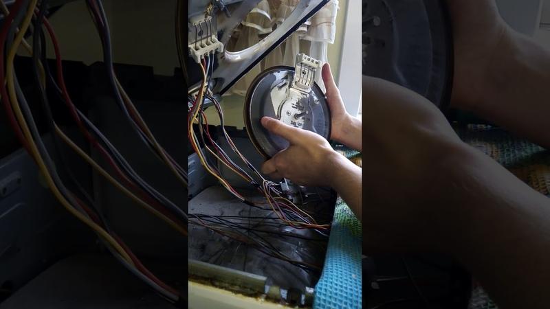 Схема подключения конфорки с 4 контактами Диагностика конфорки Замена конфорки в электроплите