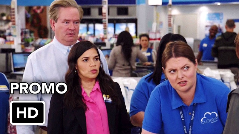 Superstore 5x19 Promo Carol's Back HD