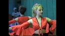 Испанский танец Юля Воронина и Марина Воропай 1998 год