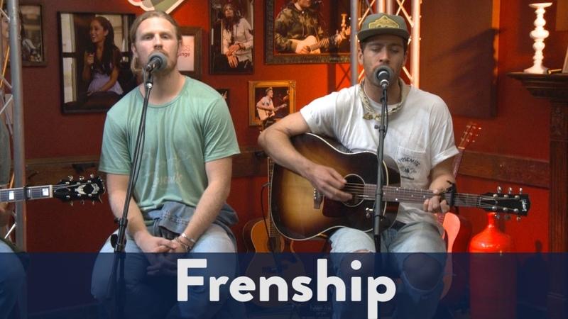 Frenship Capsize (live)