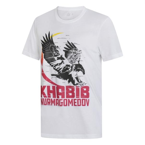 Футболка Reebok UFC Хабиб Нурмагомедов
