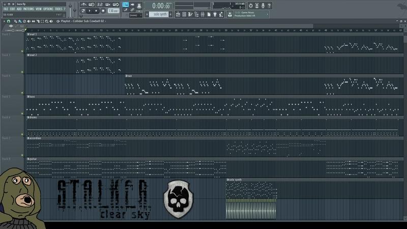 Bandit Radio Cheeki Breeki S T A L K E R OST cover
