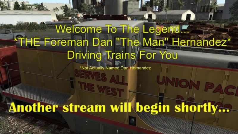 No Agenda Livestream while Shufflin' Coal Around Norfolk Southern