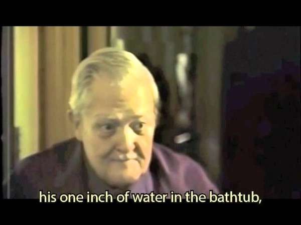 Milton H Erickson I'll Go Swimming Tomorrow excerpt from In The Room with Milton Erickson