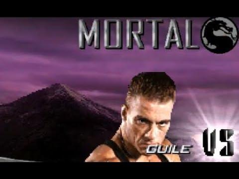 Mortal Kombat Project 4 1 2018 Season 2 Final VAN DAMME Guile Full Playthrough